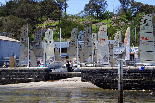 2007/08 National titles at Black Rock Yacht Club in Melbourne, Victoria